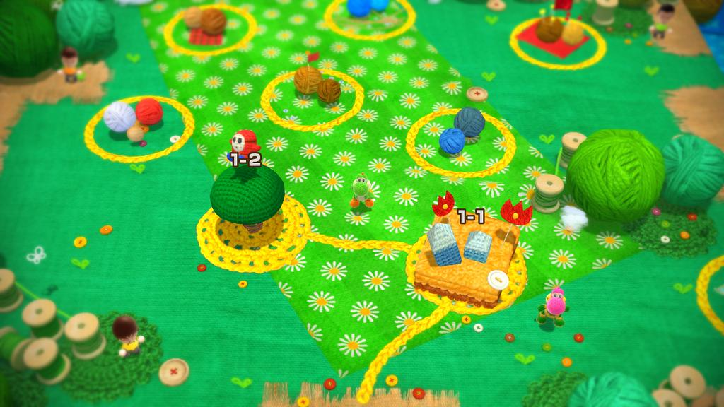 Yoshi map