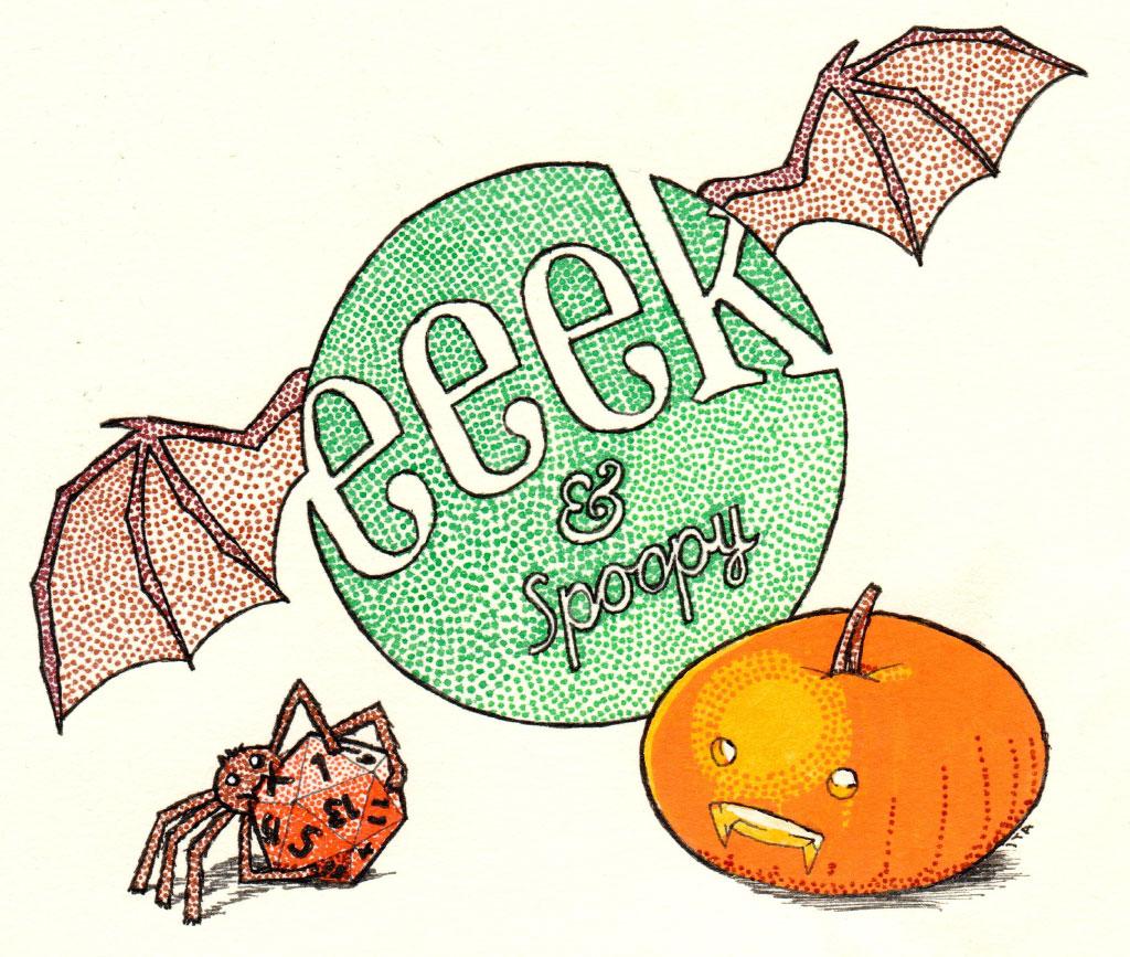 Eeek & Spoopy