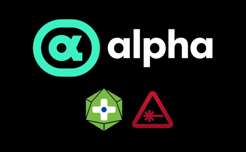 Project Alpha logo