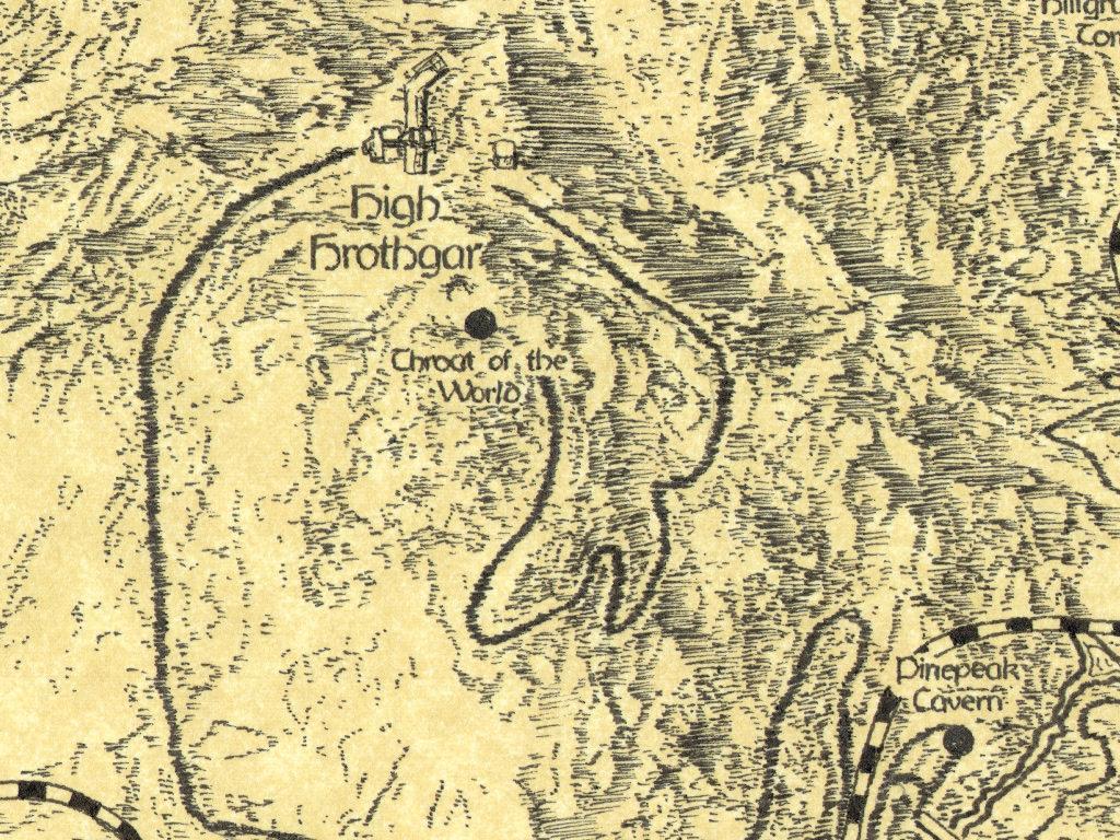 Skyrim Map – Rocketsoup